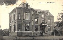 Waremme - Villa Bauduin  (Photo Bertels 1913) - Waremme