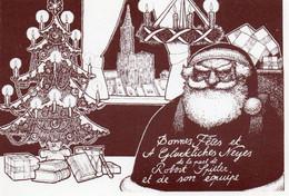Pere Noel   ....voir 2 Scans - Santa Claus