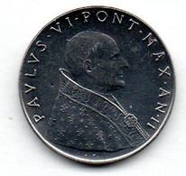 Vatican  - 50 Lires 1964  -- état  SUP - Vatican