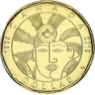 Canada 1 Dollar 2019 UNC LGBT Ravensvo - Canada