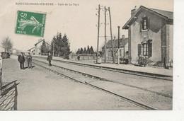 SAINT GEORGES SUR EURE  -  Gare De La Taye - Ohne Zuordnung