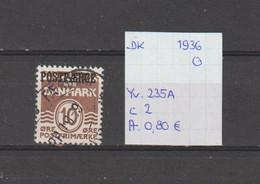 Denemarken 1936 - Yv. 235A - Mi. Pakket 22 Gest./obl./used - Usati