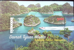 INDONESIA TOURISM DESTINATION 2016 S/S - Indonesia