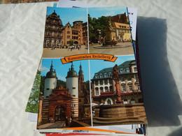 Lot De 250 Cartes Tous Pays Etranger Neuves Et écrites 2 - 100 - 499 Postcards