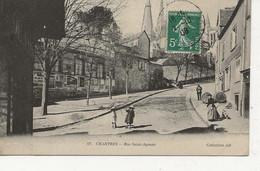CHARTRES  -  Rue Saint-Ayman - Chartres