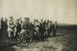 France Général Colin Ecole Militaire De Saint Cyr Revue Manoeuvres Ancienne Photo 1927' #1 - Oorlog, Militair