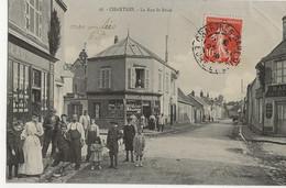 CHARTRES  -  La Rue St Brice - Chartres