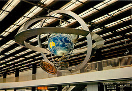 Orly, L'Aeroport, Horloge Astronomique (scan Recto-verso) KEVREN0132 - Orly