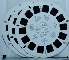 VIEW MASTER : ALICE AU PAYS DES MERVEILLES   B 3601 / 02 / 03    ( 3 DISQUES ) - Ohne Zuordnung