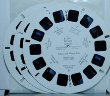 VIEW MASTER : JAPAN  B 2621 / 22 / 23   ( 3 DISQUES ) - Unclassified