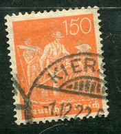Deutsches Reich - Mi. 189 (o) - Oblitérés