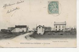 BERCHERES LES PIERRES  -  La Gare - Sonstige Gemeinden