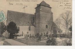 LE COUDRAY (environs De CHARTRES) - L'Eglise - Ohne Zuordnung