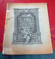 Album 1899 Au Bon Marché Sièges Lambrequin Crapaud Ameublement Tapisserie Meubles De Salon Chambres... - Advertising