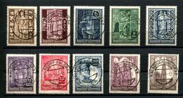 5344) MiNr.: 791-800  Stempel Kalsdorf - 1945-60 Used