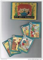 CARTES A JOUER. 7 FAMILLES COMPLET AVEC LA BOÎTE. - Cartes à Jouer Classiques
