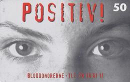 "Denmark, R 016, Blood Donors ""positiv"", 2 Scans. - Dänemark"