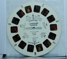 VIEW MASTER  :  LONESOME GHOSTS  3054 - Stereoskope - Stereobetrachter