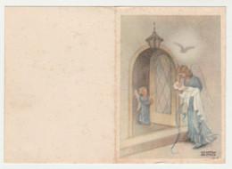 Geboortekaart-birthcard-Geburtskarte-carte De Naissance 1953 Breda (NL) - Nacimiento & Bautizo