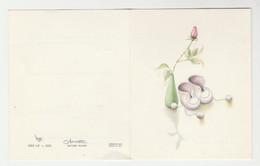 Geboortekaart-birthcard-Geburtskarte-carte De Naissance 1965 Oosterhout (NL) - Nacimiento & Bautizo