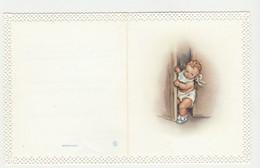 Geboortekaart-birthcard-Geburtskarte-carte De Naissance 1963 Oosterhout (NL) - Nacimiento & Bautizo