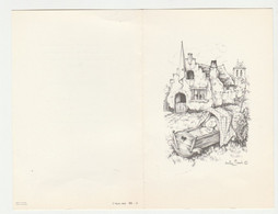 Geboortekaart-birthcard-Geburtskarte-carte De Naissance 1972 Mierlo-hout Helmond (NL) - Nacimiento & Bautizo