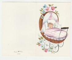 Geboortekaart-birthcard-Geburtskarte-carte De Naissance 1975 Mierlo-hout Helmond (NL) - Nacimiento & Bautizo