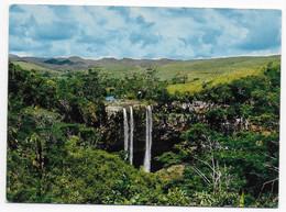 Ile Maurice - Mauritius  -  Cascade Chamarel  -  Chamarel Waterfalls - Mauritius