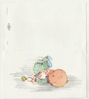 Geboortekaart-birthcard-Geburtskarte-carte De Naissance 1973 Mierlo-hout Helmond (NL) - Nacimiento & Bautizo