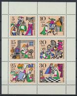 DDR 1967 / MiNr.   Kleinbogen  1323 - 1328    ** / MNH  (s420) - Bloques