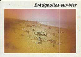( BRETIGNOLLES SUR MER )( 85 VENDEE ) PLAGE DES DUNES - Bretignolles Sur Mer