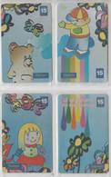 BRASIL 2001 PUZZLE CHILDREN RAINBOW - Puzzles