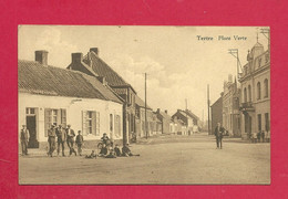 C.P. Tertre =  PLACE  VERTE - Saint-Ghislain