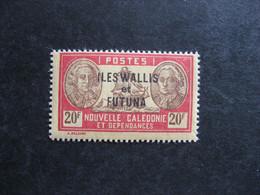 Wallis Et Futuna: TB  N° 65, Neuf XX. - Ongebruikt