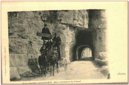 07- Route De RUOMS L'ARGENTIERE - Dans L'Intérieur Du Tunnel - Privas