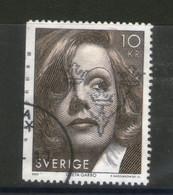 Sweden 2005 Greta Garbo Film Actress Sc 2517a Used # 1118 - Usati