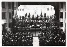 ROMA - X ANNIVERSARIO AVVENTO NAZIONALSOCIALISMO  - FOTO D'EPOCA ORIGINALE 1943 - Guerra, Militares