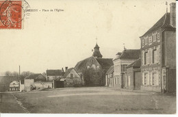 28 - CHERISY - Place De L'Eglise - Sonstige Gemeinden