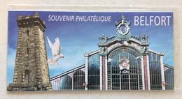 FRANCE BLOC SOUVENIR  2 013 N°89  BELFORT SOUS BLISTER - Souvenir Blokken