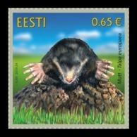 Estonia 2019 Mih. 966 Fauna. European Mole MNH ** - Estland