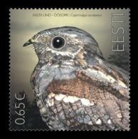 Estonia 2019 Mih. 969 Fauna. Bird Of The Year. European Nightjar MNH ** - Estland