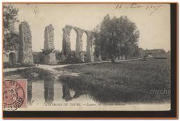37 - LUYNES - Les Aqueducs Romains - Luynes