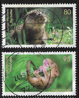 2020 Junge Wildtiere   (Satz) - Used Stamps