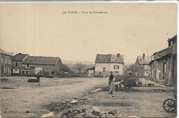 08, Ardenne, LA FERTE, Place De L'Abrevoir, Scan Recto Verso - Other Municipalities