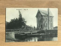 Oude Postkaart – Arendonck – Brug - Arendonk