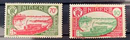 19379/40  Y Et T 78/79* - Unused Stamps