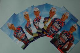 CYCLISME: CYCLISTE : EQUIPE PASTA MONTEGRAPPA 2000 6 CP - Cyclisme