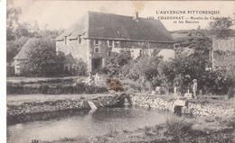 Charensat. Moulin De Chancelade Et Les Bassins. - Otros Municipios