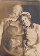 Großes SCHAUSPIELER FOTO Mit Widmung 1933, Fotoformat Ca.18 X 12,5 Cm, Prominenter Schauschpieler - Signed Photographs