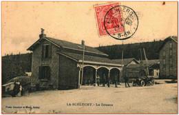 88 - LA SCHLUCHT - La Douane  *** Timbre Allemand *** - Sonstige Gemeinden